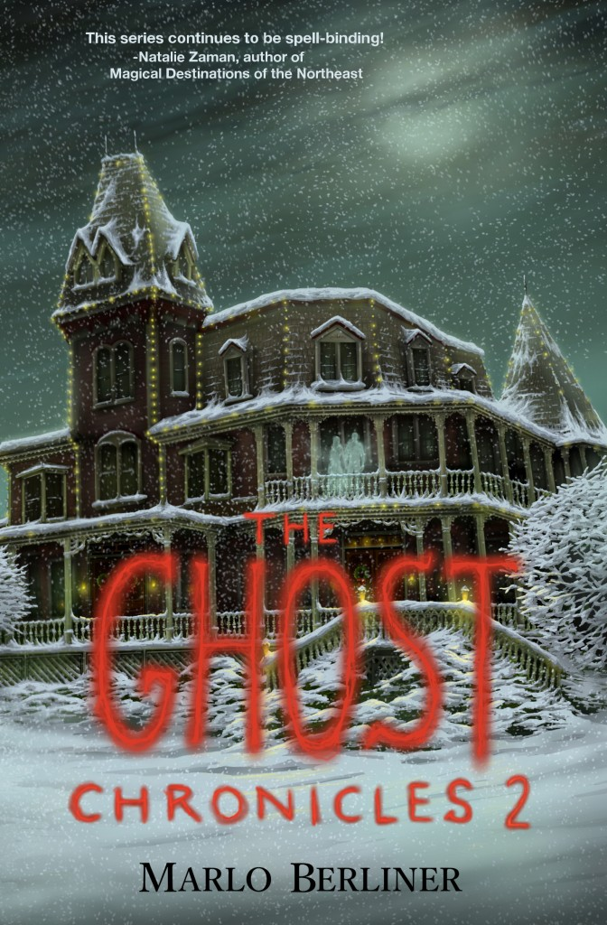 THE GHOST CHRONICLES 2 FRONT COVER (Final)